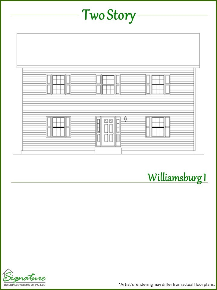 Two Story / Williamsburg 1