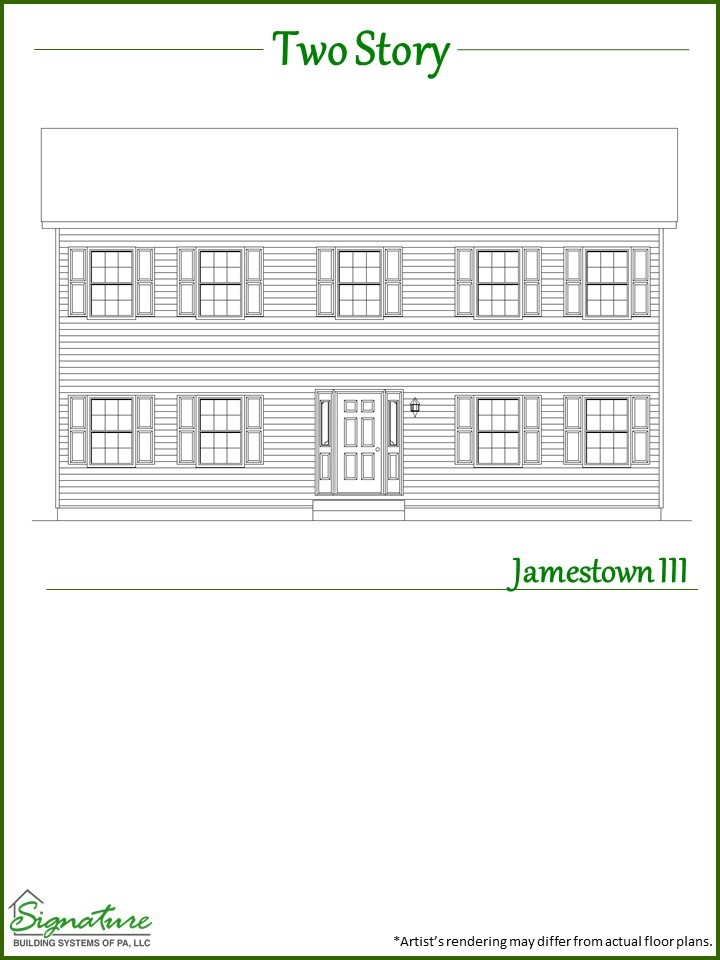 Two Story / Williamsburg 111