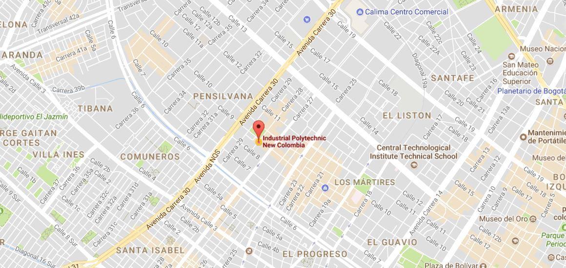 Politecnico Industrial Nueva Colombia