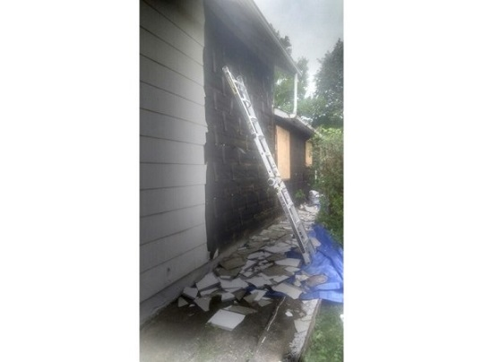 Removing Existing Siding