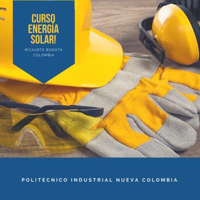 Capacitación de Técnico e instalador solar. (Presencial)