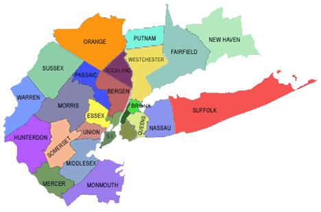 Modular Construction Services New York Metropolitan Area Counties