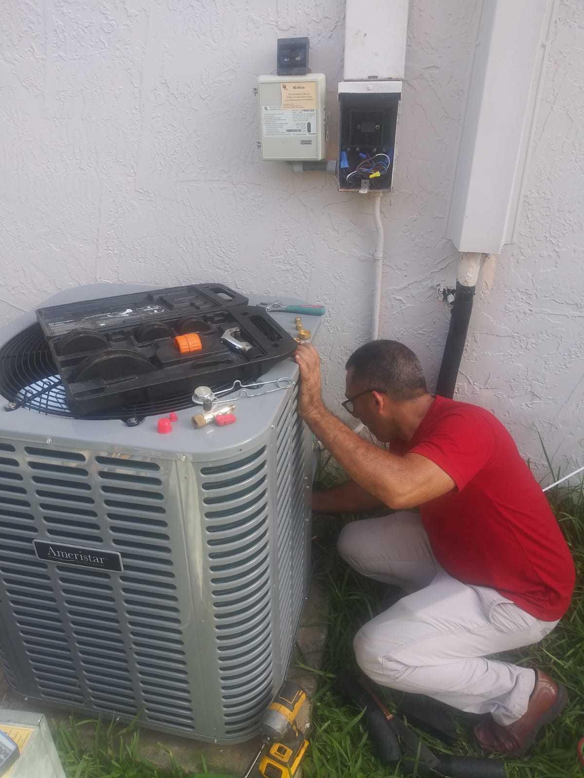 Técnico Certificado HVAC-10 Semanas