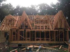 stick building
