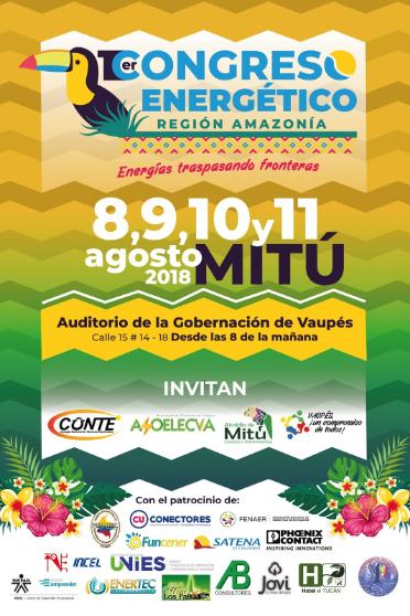 1er Congreso Energético Región Amazonía