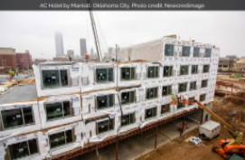 Another Industry Begins Using Modular Construction