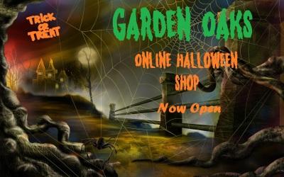 Halloween Shop