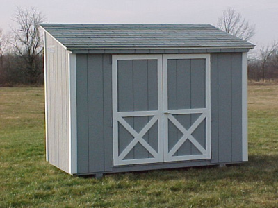 Lean-to Sheds