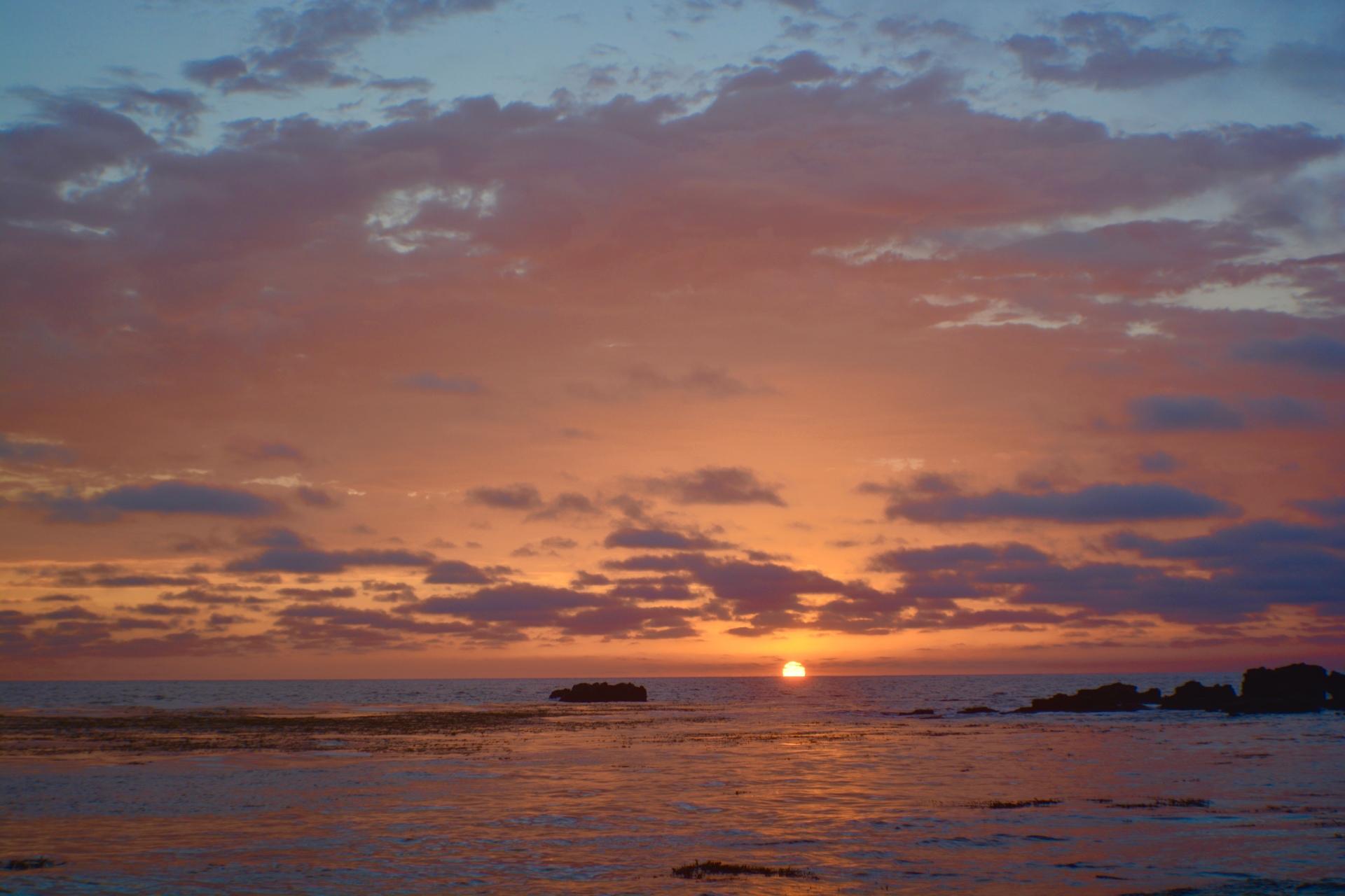 Epic Sunset Tonight