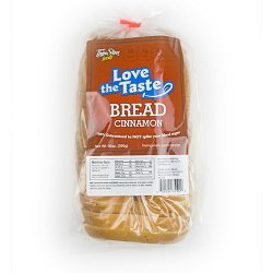 Low Carb Bread Cinnamon