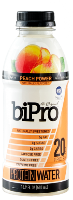 Low Carb Protein Water (Peach Power)
