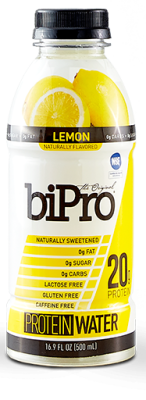 Low Carb Protein Water (Lemon)