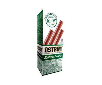 Beef & Ostrich Natural Sticks