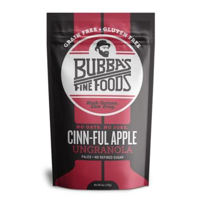 Cinn-Ful Apple Ungranola