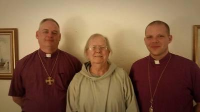 Father McCoubrey Incardinates
