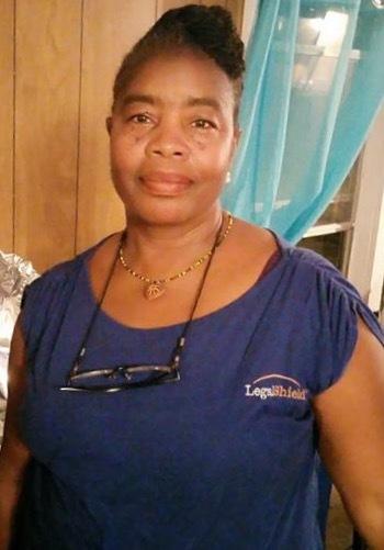 Sis. Claudia Brown
