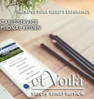 Et Voila Service Mobile App