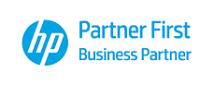 HP Partner First Business Partner logo