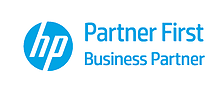 HP Partner first business partner logo