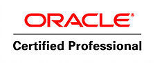 Oracle Certified Professional logo