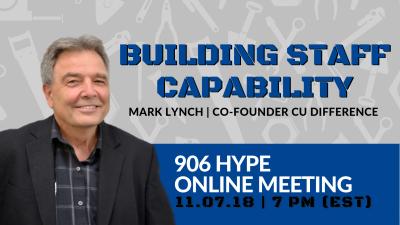 November Online Meeting w/ Mark Lynch