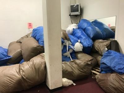 ISU Linen Donation