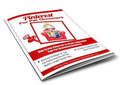 Pinterest marketing secrets for pet grooming business