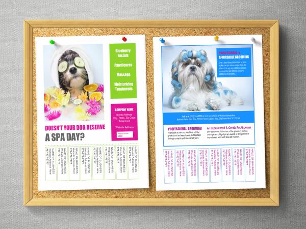 bulletin board flyers 4
