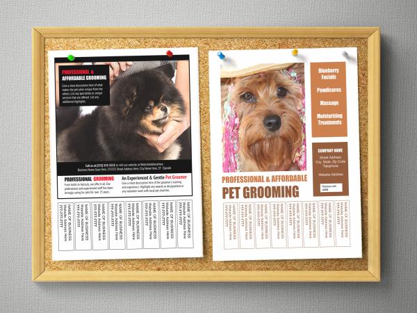 bulletin board flyers 5