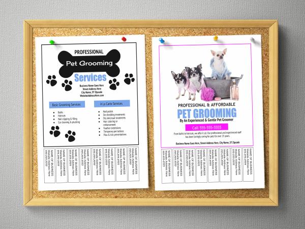 bulletin board flyers 6