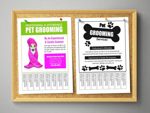 bulletin board flyers 7