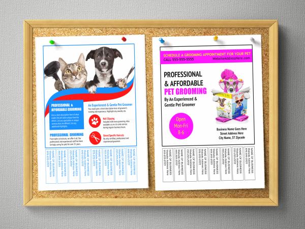 bulletin board flyers 9