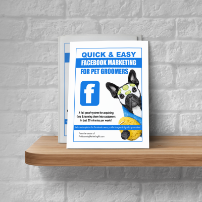 Printable dog grooming business marketing plan