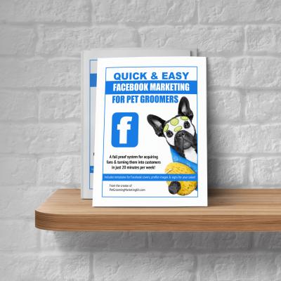 Printable dog grooming business marketing plan