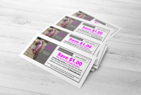 Dog grooming add-on services coupons