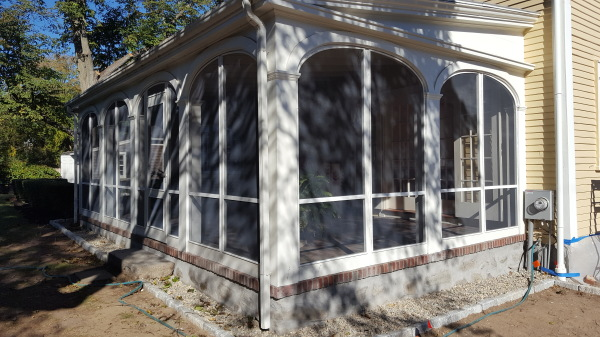Old Screen Porch