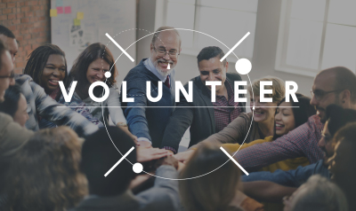 VOLUNTEER AT THE CENTER