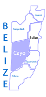 Cayo in Country of Belize