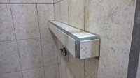 Bathroom Shower Ledge