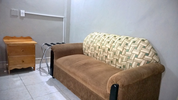 Couch for the King