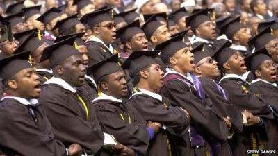 Myth That There are More Black Men in Prison Than College is Debunked