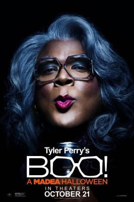'Boo 2! A Madea Halloween' leads in the box office