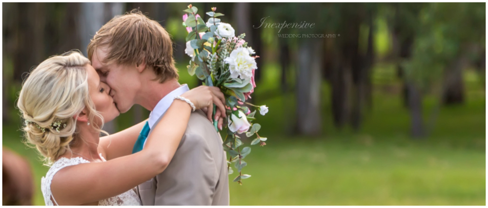 bride groom sunset veil