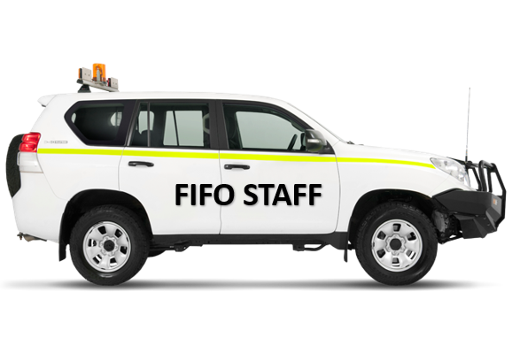 FIFO STAFF