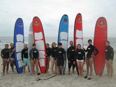 Surfing Meetup, NYC