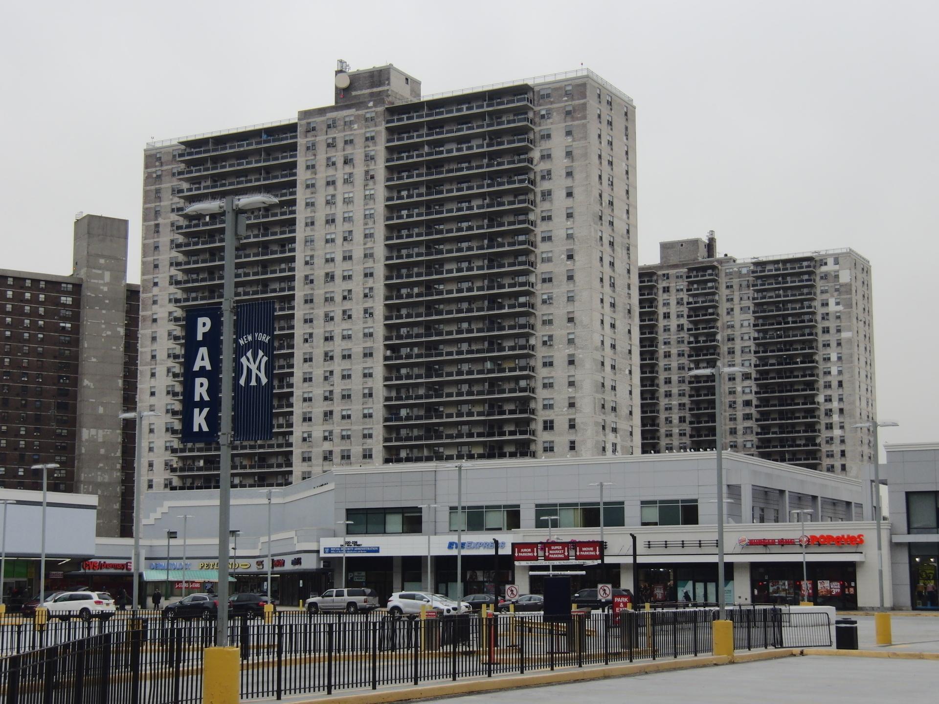 Concourse Village