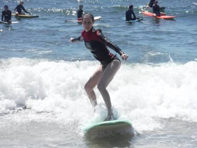 Women's Surf Retreats