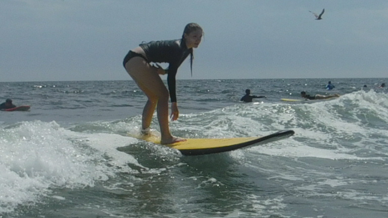 Teens Surf Camp