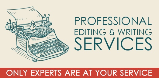 Professional Editing & Writing Services