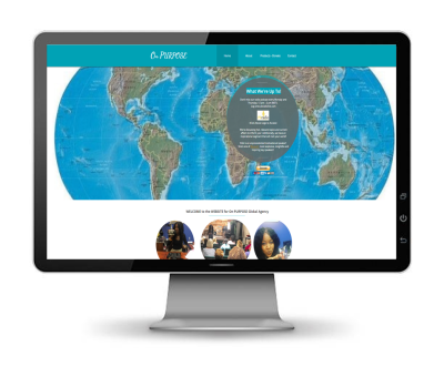 Website Design, Host & Maintenance